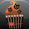 Black Cats Cupcake