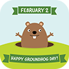 Groundhog Day 2018