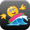 Surfing Smiley