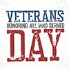 Veteran's Day 2017