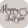 Happy Fall Yall 2018