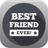 Best Friend Ever - Black
