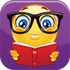 Bookworm Smiley