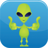 Thumbs Up Alien
